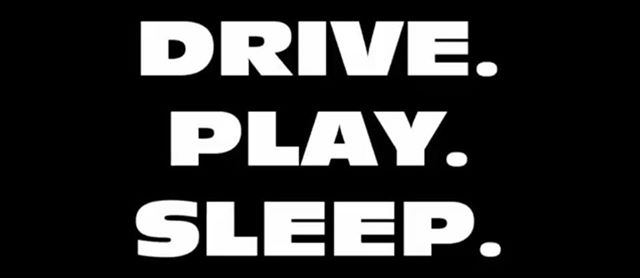 Teatotaller event: MOVIE NIGHT: Drive. Play. Sleep.