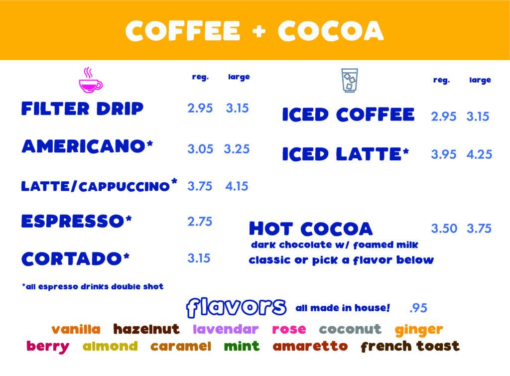 Coffee + Cocoa