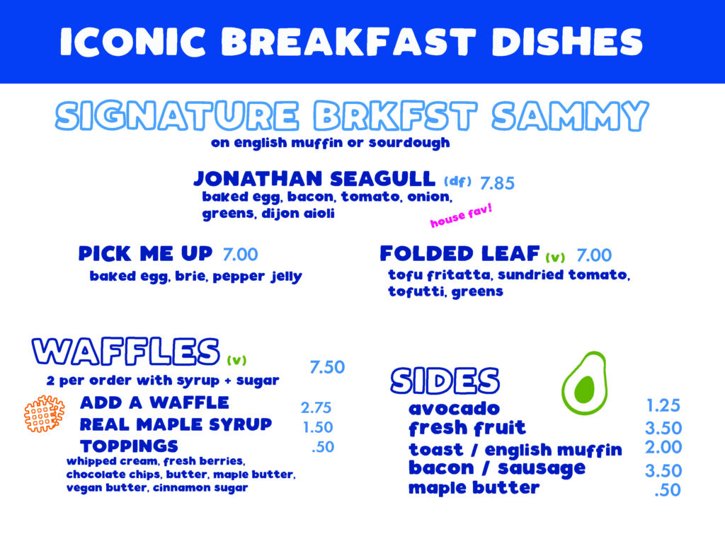 Iconic Breakfast Dishes